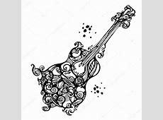 Tatouage Arbre Guitare Printablehd