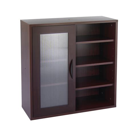storage cabinets with doors and shelves decofurnish
