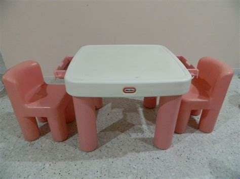 100 tikes table and chairs wooden ria u0027s