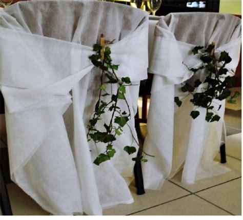 100 housses de chaises en voile d hivernage 233 pais mariage
