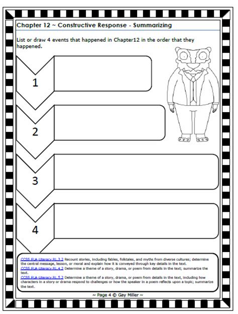 Teaching Activities To Use With Fantastic Mr Fox  Book Units Teacher