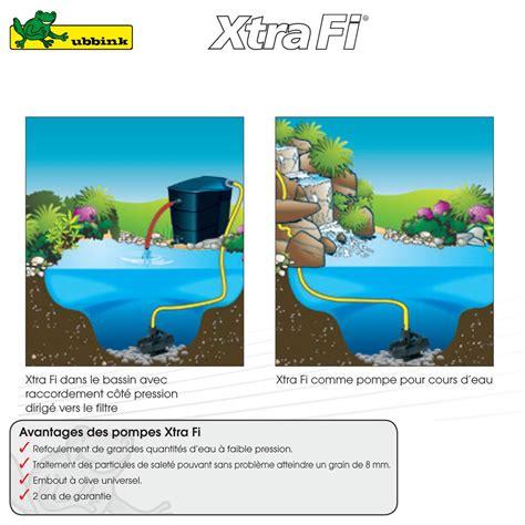 pompe pour bassin ext 233 rieur xtra 3000 fi ubbink 1351955 ubbink ven