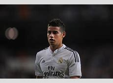 James Rodriguez Real Madrid decide against selling