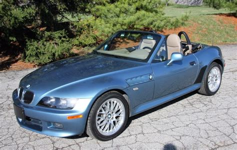 18k-mile 2001 Bmw Z3 3.0l 5-speed For Sale On Bat Auctions