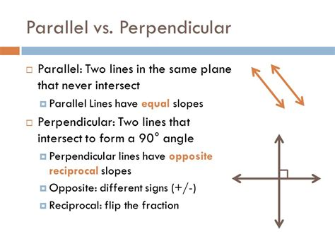 Parallel & Perpendicular Lines  Ppt Download