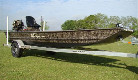 Duck Hunting Boats For Sale In Texas by Camo Hunting Boats Pro Drive Outboards