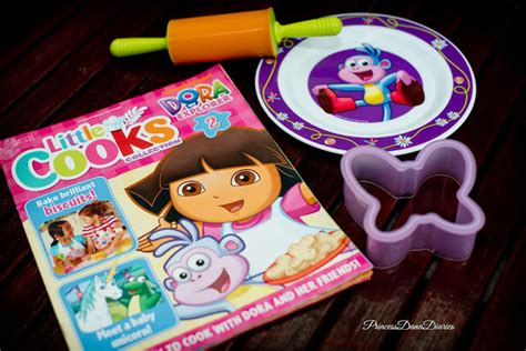 {giveaway} Let's Get Cooking With Dora Little Cooks