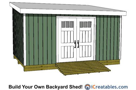 12x16 gambrel storage shed plans free guide by zygor