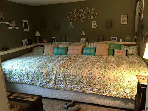 17 best ideas about big beds on small