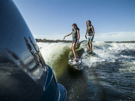 Sea Ray Surf Boat by Sea Ray Slx W 230 Wake Surfing Boat Winner Of Boating