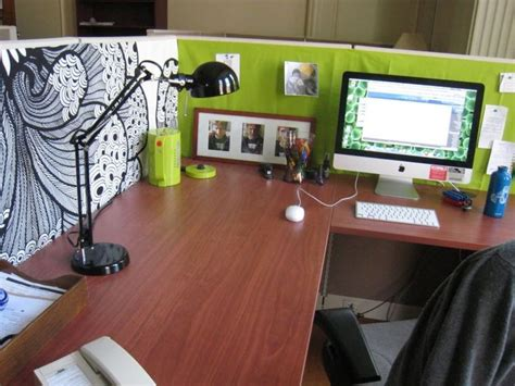 is your office cubicle boring decor ideas home decorating ideas and search