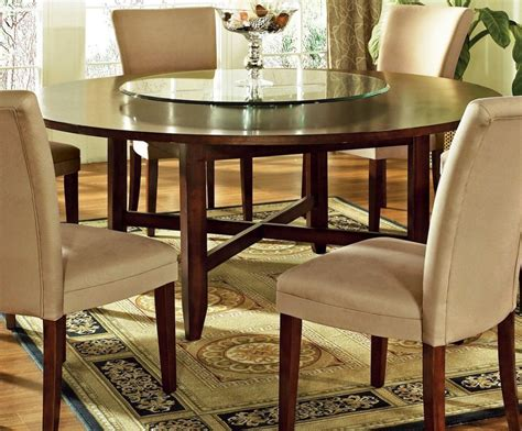 Furniture Kinship Expression With Round Dining Table