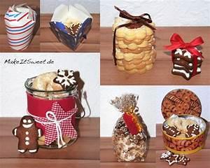 Geschenke Schön Verpacken Tipps : ideen zum verpacken von pl tzchen ~ Markanthonyermac.com Haus und Dekorationen