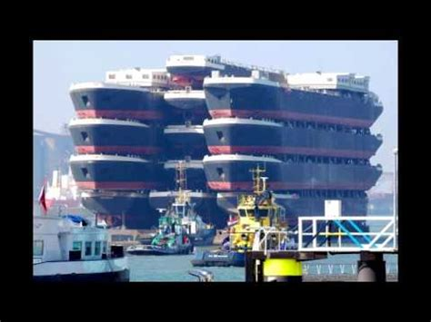 What Is The Biggest Boat Show In The World by World Biggest Ship Youtube