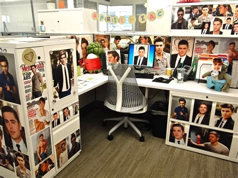 office cubicle decor ideas modern office cubicles