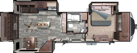 open range rv fifth floor plans house design and