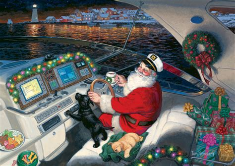 Boatus Christmas Cards by Buy These Holiday Cards And Help Make Safer Days On The