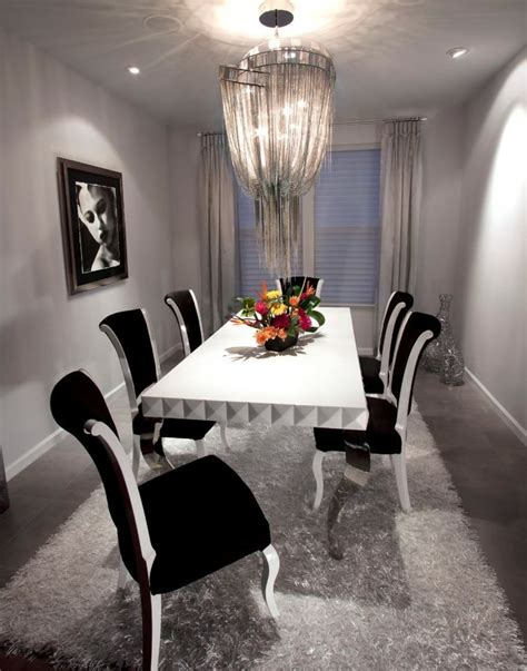 table plus chaises salle manger maison design hosnya