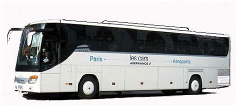 cdg to porte maillot by coach