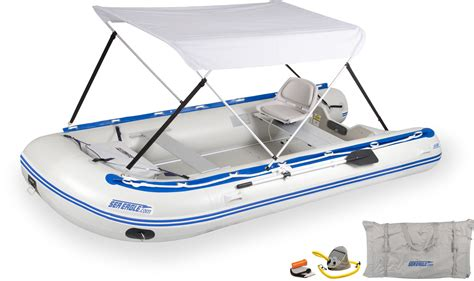 Inflatable Fishing Boat Malaysia by Sea Eagle 14sr 7 Person Inflatable Boats Package Prices