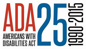 ADA: 25 Years of Disability Civil Rights (July 22-26 ...