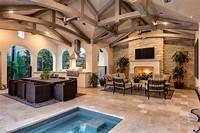 fine patio block design ideas 15 Luxury and Classy Mediterranean Patio Designs