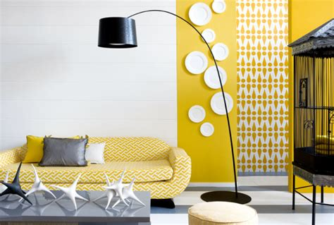 Home Decor Yellow : Yellow Room In Your Home Interior