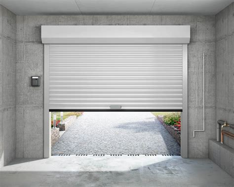porte de garage 224 enroulement eveno fermetures