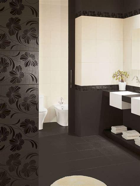 carrelage mural de salle de bain marron beige lydia espace aubade salle de bain