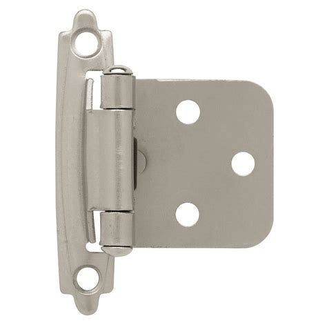 overlay concealed cabinet hinge 2 pack bp2811h1314 home