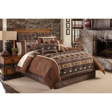 croscill caribou bedding collection luxury bedding