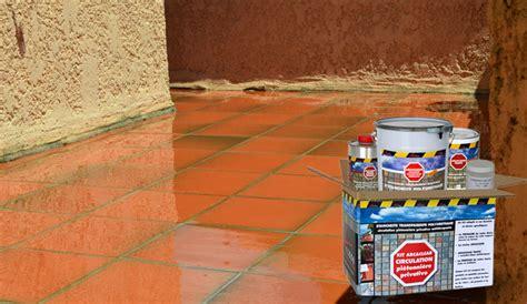 r 233 sine transparente 233 tanch 233 it 233 pour terrasse carrel 233 e syst 232 me arcaclear kit