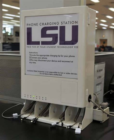 Lsu Union Help Desk by Charging Stations For Mobile Devices Lsu Overview Grok