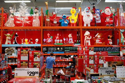 Postchristmas Decorations Deals At Home Depot, Walmart