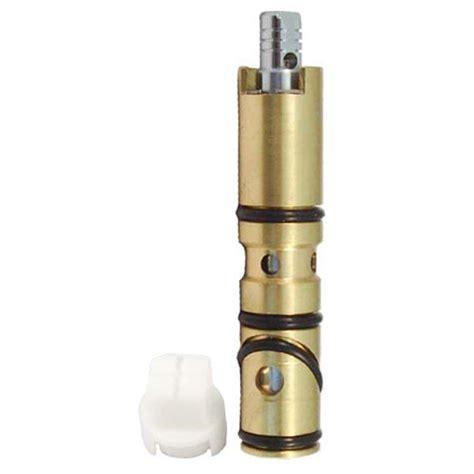 Home Depot Moen Bathroom Faucet Cartridge by Partsmasterpro Brass Cartridge For Moen Oem 1200 58552