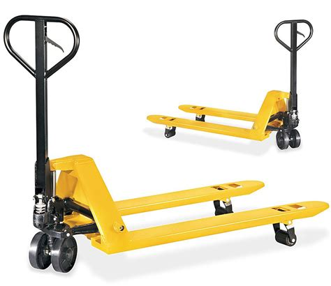 Narrow Pallet Jacks, Low Profile Pallet Jacks in Stock ULINE