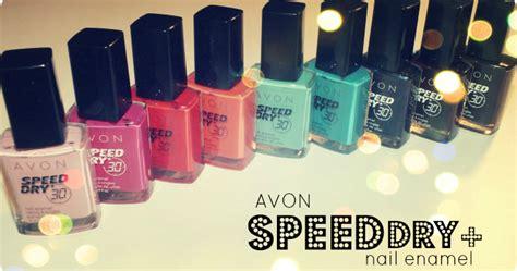 Avon Speed Dry+ Nail Enamel