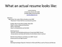 HD wallpapers computer literate resume examples