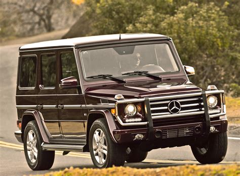 2015 Mercedes-benz G Class Review, Ratings, Specs, Prices