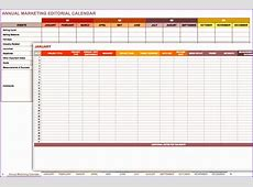 8 event Calendar Excel Template ExcelTemplates