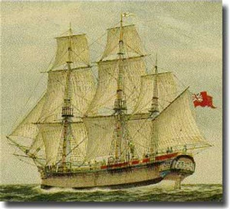 Boat Names Of The First Fleet by Ships Of The First Fleet