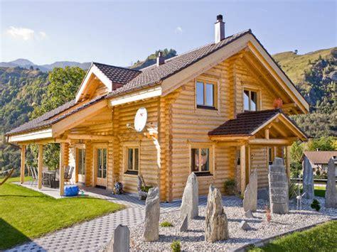 Alpine Chalet  Honka Blockhaus Musterhausnet