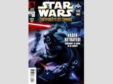 Star Wars Darth Vader and the Lost Command #4 Vader
