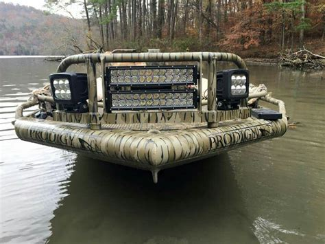 Duck Hunting Jet Boat For Sale by Prodigy Boats Now That S Headlights Waterfowl Hunting