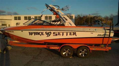Malibu Boat For Sale North Carolina by Malibu Wakesetter 23lsv Boats For Sale In North Carolina