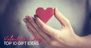 Top 10 Valentine's Day Gift Ideas | Gift Ideas Finder