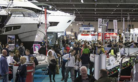 London Boat Show Visitors 2017 by In Pictures The London Boat Show 2017 Practical Boat Owner