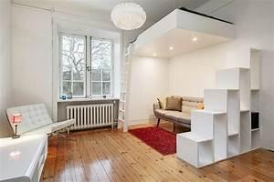 1 Zimmer Wohnung Einrichten Tipps : kleine r ume platzsparend einrichten tipps f r mehr komfort ~ Markanthonyermac.com Haus und Dekorationen