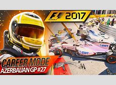 F1 2017 Career Mode Part 27 Should've been a Red Flag