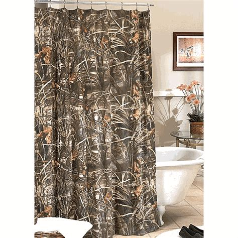 camo bathroom decor realtree max 4 camo shower curtain camo trading
